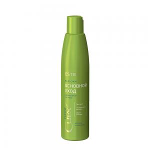 Kasdienis balzamas visų tipų plaukams CUREX CLASSIC, 250 ml.